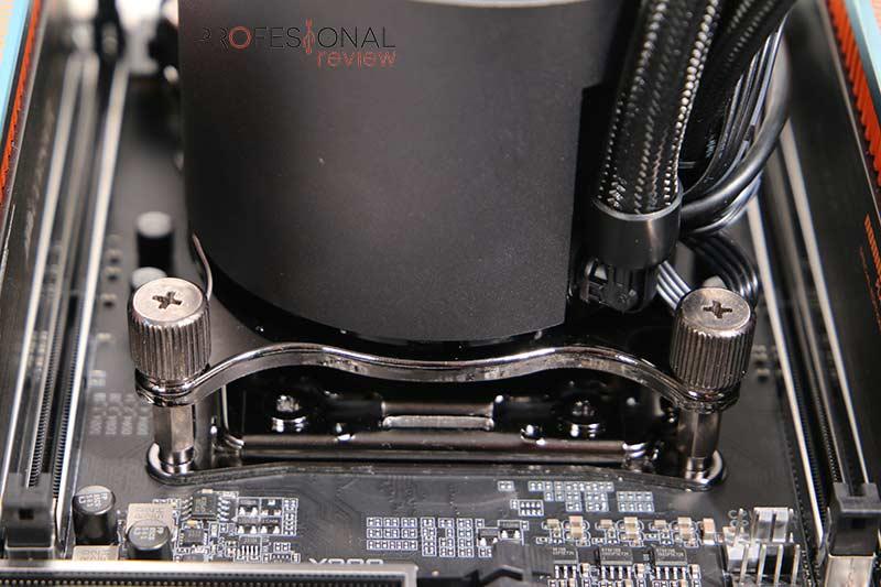 AORUS Liquid Cooler 360 Montaje