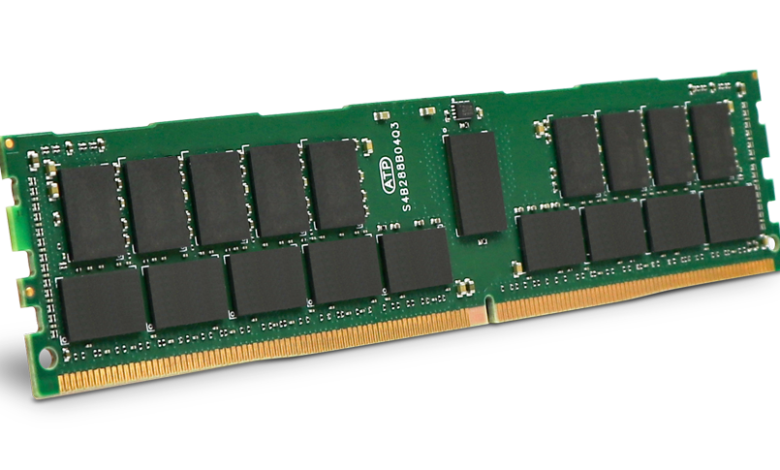 Photo of ATP DDR4-3200 DRAM de bajo consumo: memoria para EPYC y Xeon