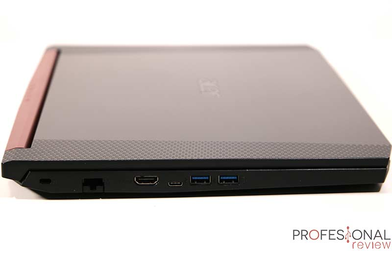 Acer Nitro 5 Puertos