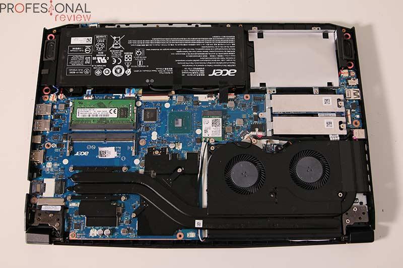 Acer Nitro 5 Hardware