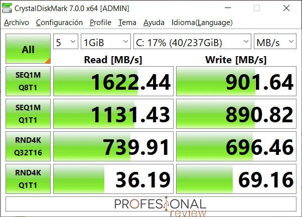 Acer Nitro 5 SSD