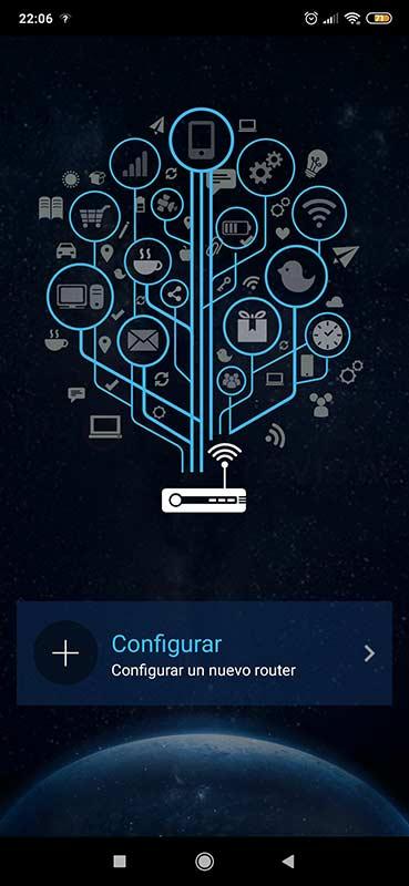 Asus RT-AX56U App