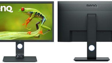 Photo of BenQ SW321C, Nuevo monitor de 32 pulgadas 4K