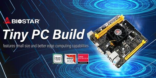 Photo of Biostar A10N-9630E: Mini-ITX para AMD A10 de 28nm