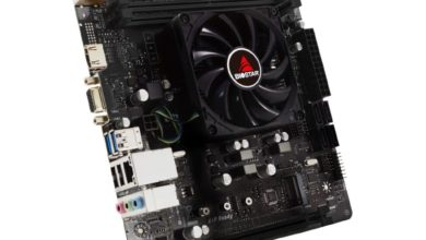 Photo of Biostar FX9830M, Una mini placa base con CPU AMD APU de 28 nm