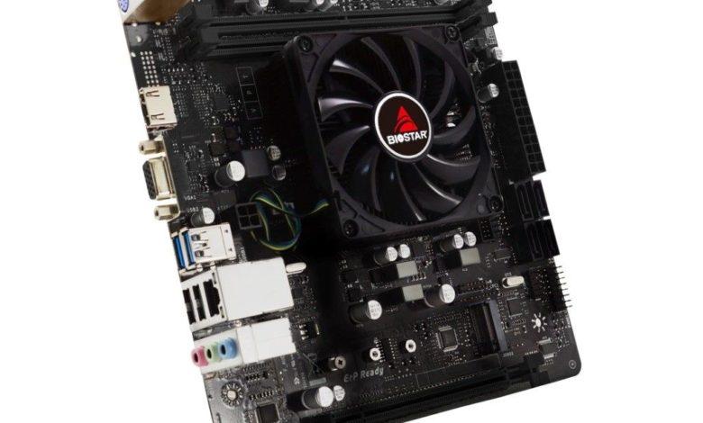 Photo of Biostar FX9830M, Una mini placa base con CPU AMD APU de 28 nm