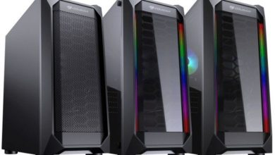 Photo of COUGAR MX410, una caja ATX compacta disponible en cuatro versiones