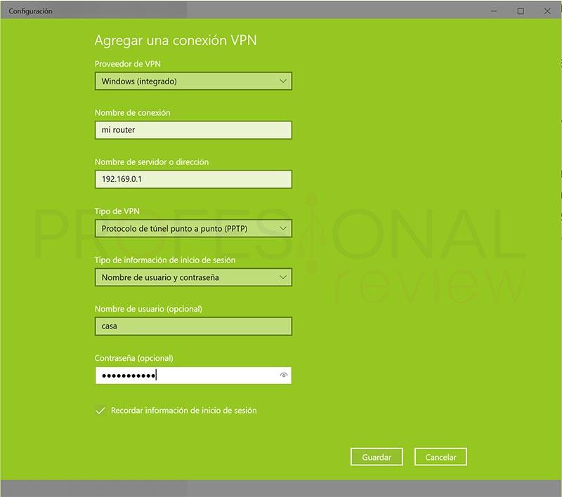 Cambiar VPN en Windows paso01