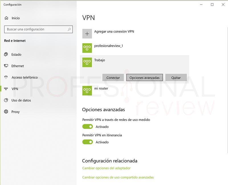 Cambiar VPN en Windows paso03