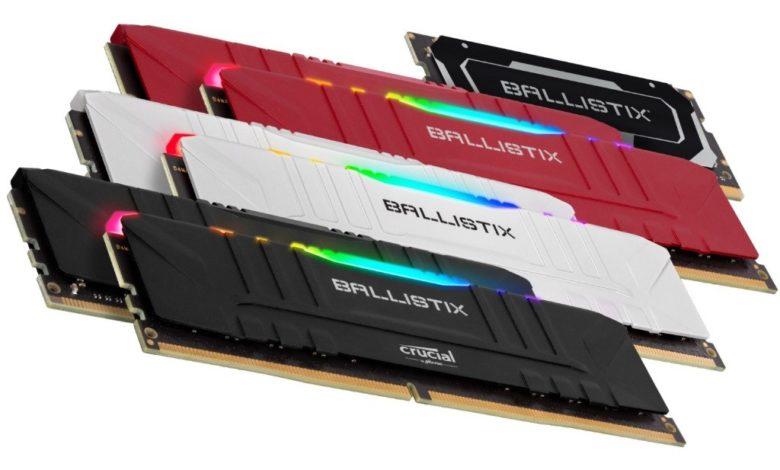Photo of Crucial Ballistix y Ballistix MAX: memorias DDR4 con hasta 4.400 MHz