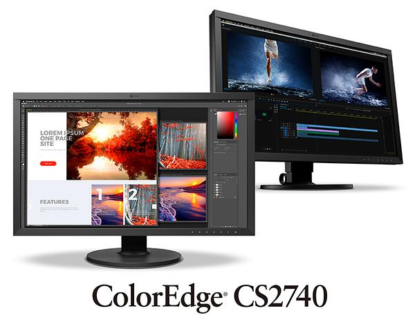 Photo of Eizo ColorEdge CS2740, Un nuevo monitor UHD de 27 pulgadas y 4K