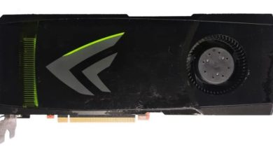 Photo of GeForce GTX 480, 10 años después aparece un modelo con 512 CUDA
