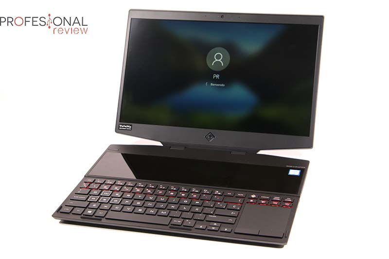 HP OMEN X 2S Análisis