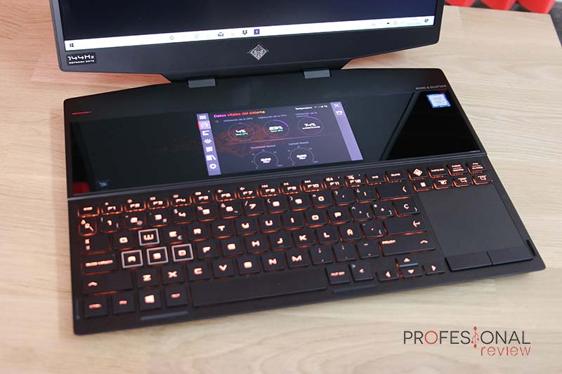 HP OMEN X 2S Review