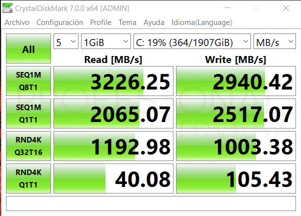 HP OMEN X 2S SSD