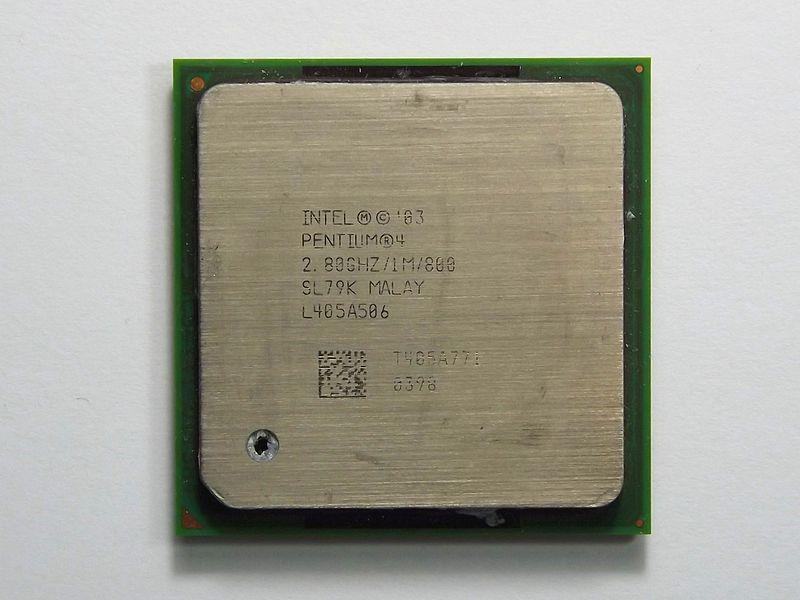 Intel EM64T