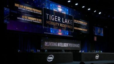Photo of Intel Tiger Lake con gráficos Xe supera a la iGPU Vega de 7nm
