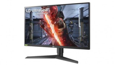 "Photo of Llega LG UltraGear 27GN750, un monitor 27"" IPS de 1ms a 240Hz"