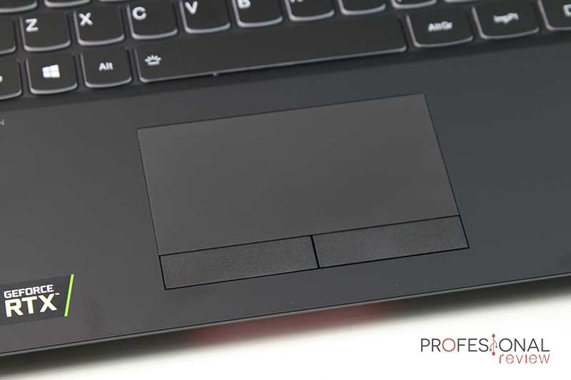 Lenovo Legion Y540 15 Touchpad