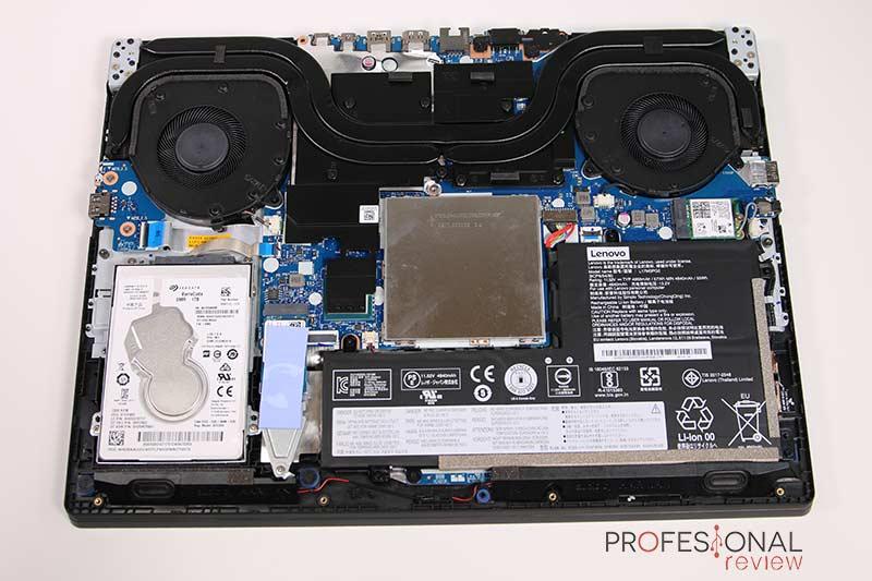 Lenovo Legion Y540 15 hardware