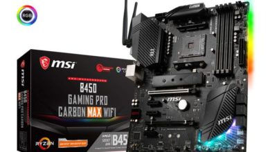 Photo of MSI B450 MAX, Dos nuevas placas base compatibles con Ryzen 3000