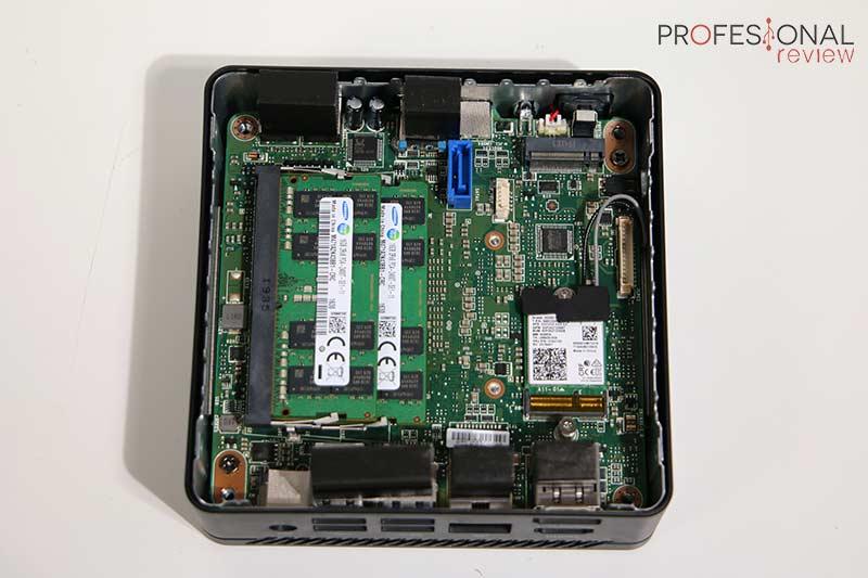 MSI Cubi 10M Hardware