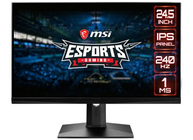 Photo of MSI Optix 271 y Optix G241 llegan al mercado con refresco de 240 Hz