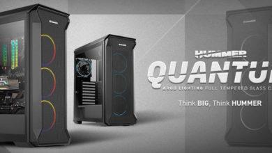Photo of Nox Hummer Quantum, la exclusiva caja ATX llega a España por 74,90€