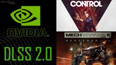 Photo of Nvidia DLSS 2.0 + Control y MechWarrior 5: Experiencia y rendimiento