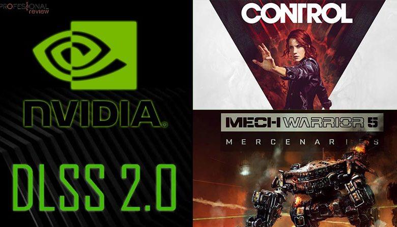 Photo of Nvidia DLSS 2.0 + Control y MechWarrior 5: Experiencia y rendimiento