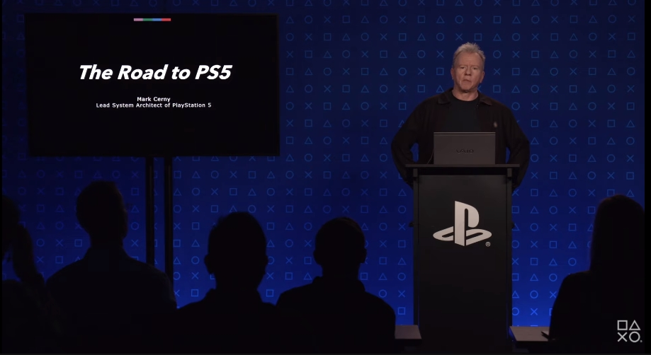PlayStation 5 Mark Cerny