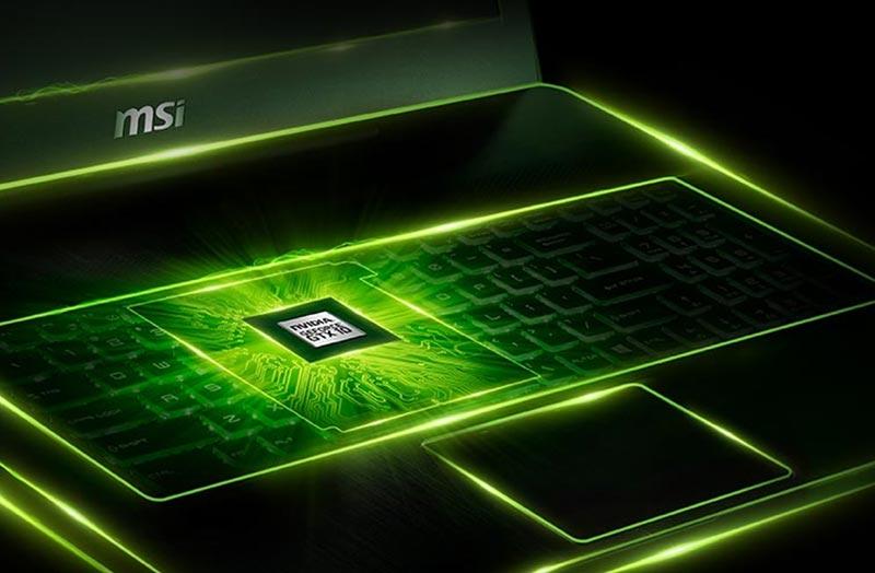 Portátil para trabajar GPU