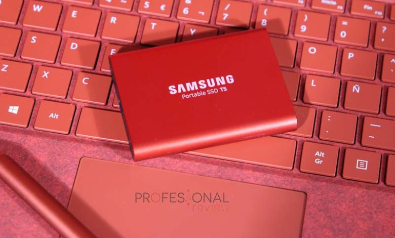 Photo of Samsung Portable SSD T5 Review en Español (Análisis completo)