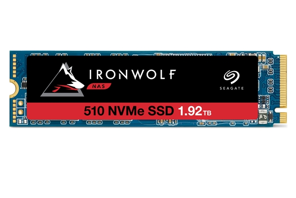 Seagate IronWolf 510 SSD NVMe