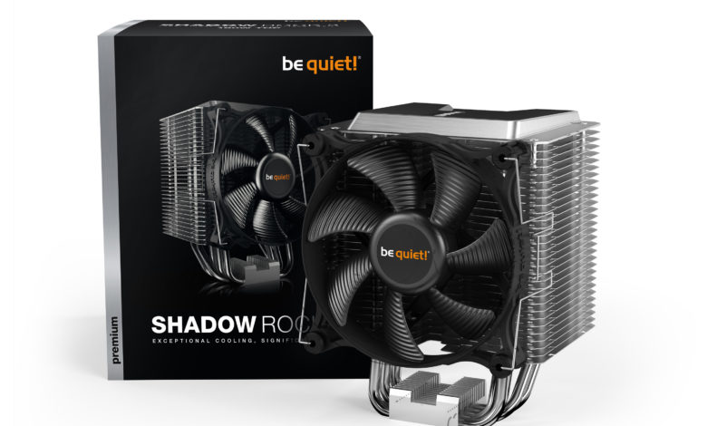 Photo of be quiet! Shadow Rock 3: nuevo disipador para AMD e Intel