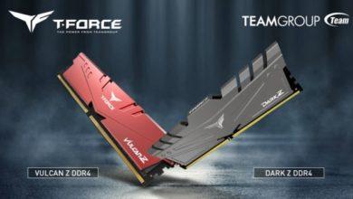 Photo of Team Group Vulcan Z y Dark Z, nuevas RAM de 32GB por modulo