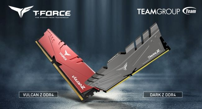 Photo of Team Group Vulcan Z y Dark Z, nuevas RAM de 32GB por modulo