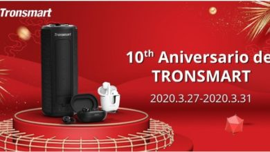 Photo of Hasta el 70% de descuento en productos Tronsmart en Aliexpress