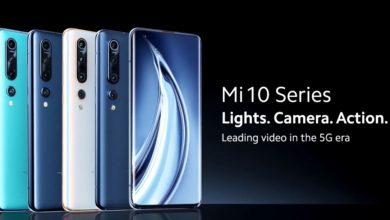 Photo of Xiaomi Mi 10 y Mi 10 Lite presentados: 5G, Snapdragon y mucho más