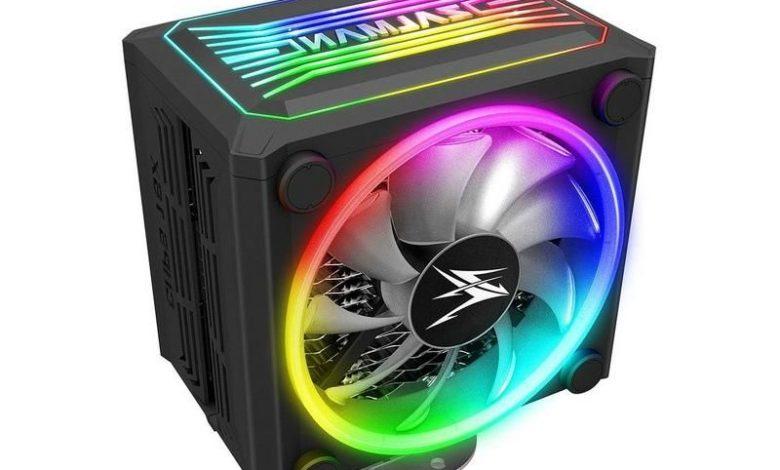 Photo of Zalman CNPS16X, Un disipador de CPU con diseño de aletas 4D