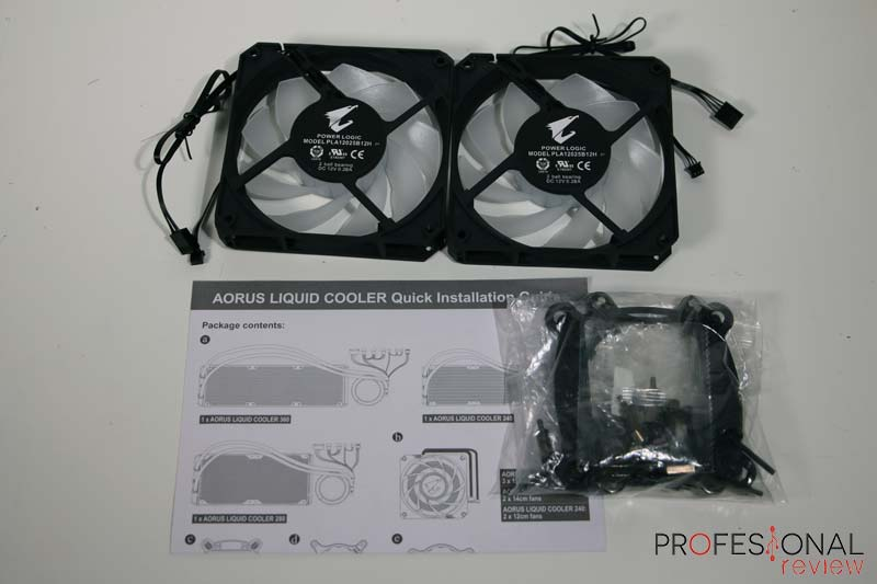 AORUS Liquid Cooler 240 Review