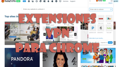 Photo of Mejores extensiones VPN para Chrome