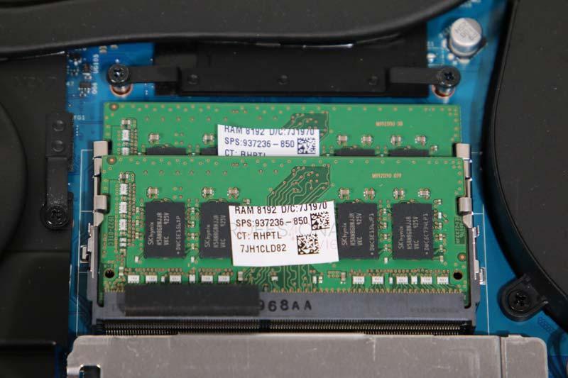 HP OMEN 17 Hardware