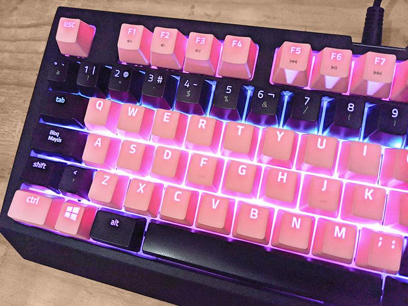 Razer PBT Keycap Update Set