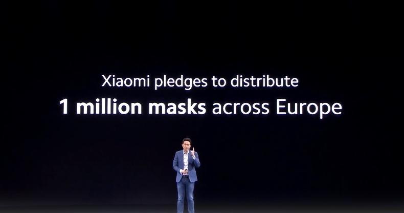 mascarillas Xiaomi