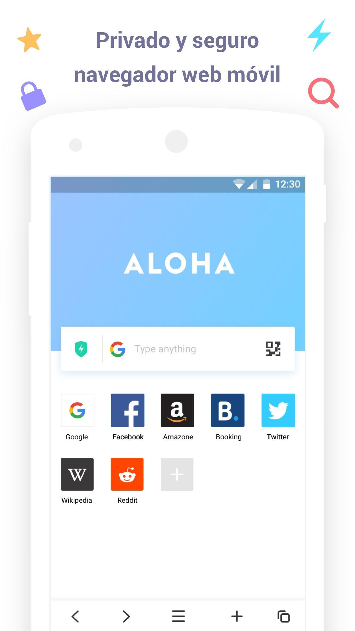 VPN para Android Aloha