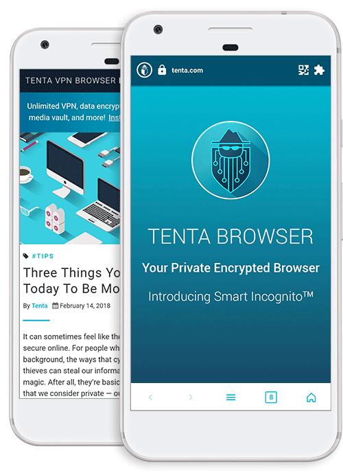 VPN para Android Tenta