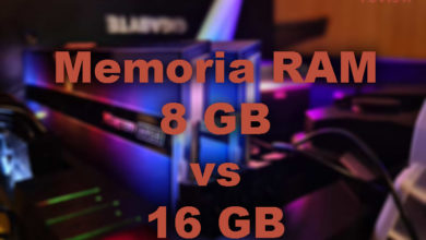 Photo of 8 GB vs 16 GB ¿Cuánta memoria RAM es adecuada para mi PC?