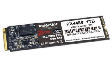 Photo of Kingmax PX4480 es una unidad PCIe 4.0 con velocidades de 5.000MB/s