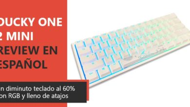 Photo of Ducky One 2 Mini RGB Pure White Review en Español (análisis completo)
